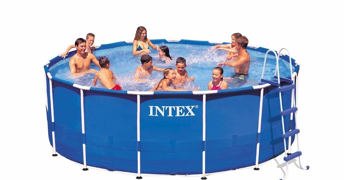 Best seller intex pools reviews intex pools 15 x 48 - Intex easy set pool 18 x 52 ...