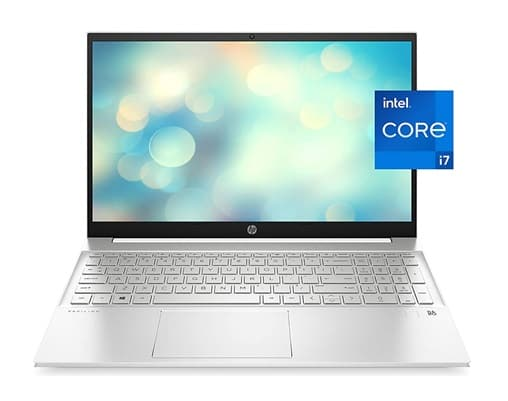HP Pavilion 15-eg0021nr: Core i7 ultrabook with SSD drive and Windows 10 Pro