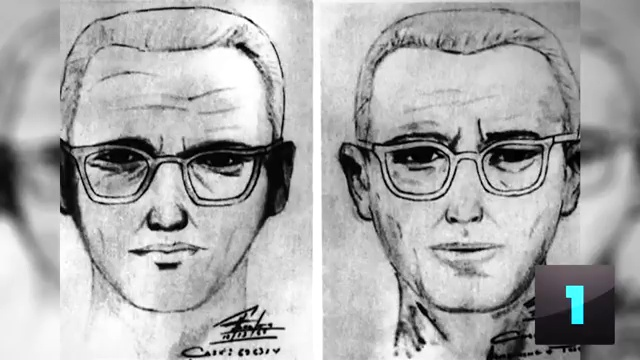 10 SERIAL KILLERS STILL AT LARGE 1. Zodiac Killer