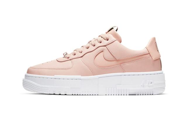 Top 9 đôi giày thể thao nữ màu hồng