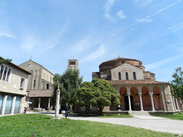 Ilhas da Laguna de Veneza: Torcello