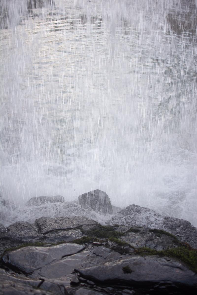 ystradfellte falls waterfall country walk wales