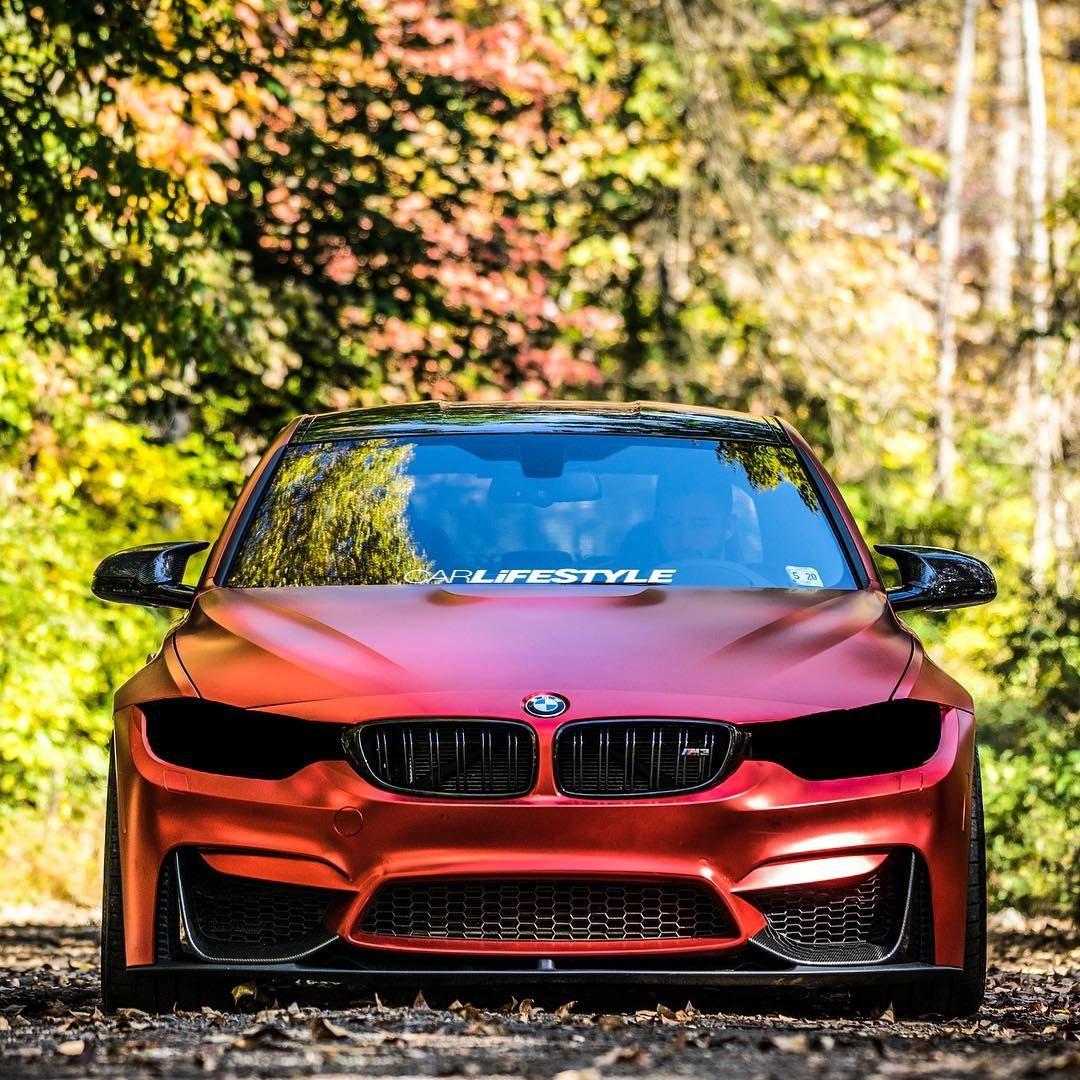 Evil BMW M3 F80