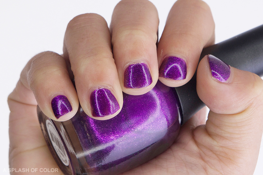 Finger Paints Amethyst Accent