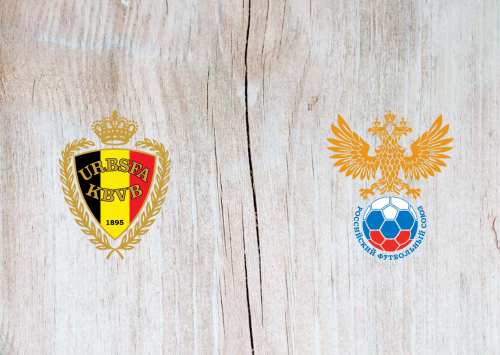 Belgium vs Russia -Highlights 12 June 2021