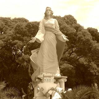 Virgen Stella Maris, Reserva Ecológica, Puerto Madero
