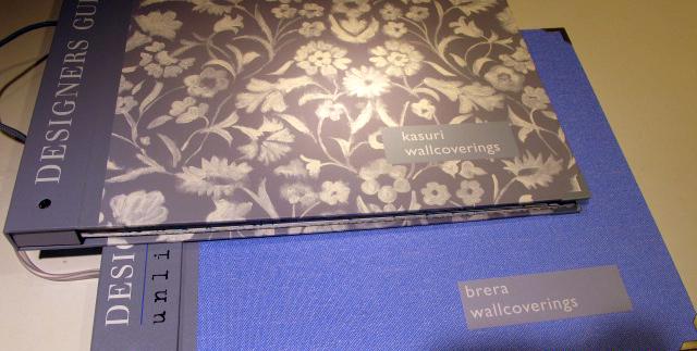 Papeles pintados aribau kasuri y brera wallcoverings 2 - Designers guild papel pintado ...