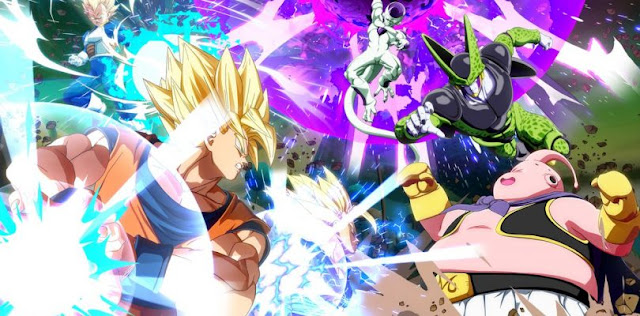 Dragon Ball FighterZ: Primer tráiler