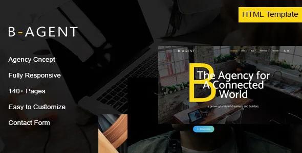 Best Agency HTML Template