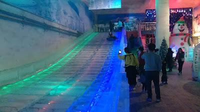 Jeju Ice Slide