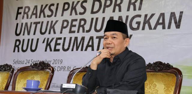 PKS Mantap Oposisi Meski Ditinggal Gerindra