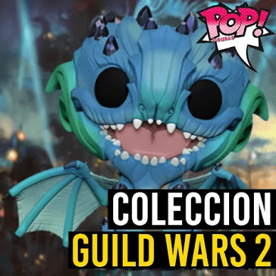 Lista de figuras Funko POP Guild Wars 2