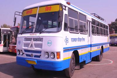 Rajasthan Roadways Driver Recruitment 2020
