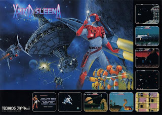 Videojuego Xain'd Sleena - Soldier of Light