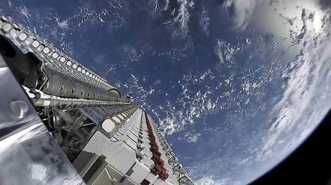 Starlink Uyduları Türkiye'de Görüldü