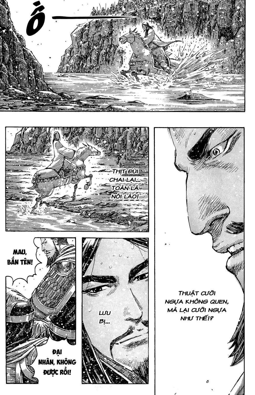 Hỏa phụng liêu nguyên Chương 376: Ngựa vọt Đàn Khê [Remake] trang 17