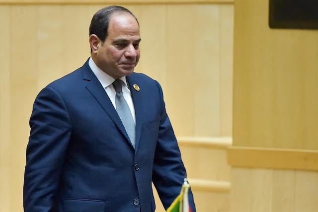 Unjuk Rasa anti-Sisi Meletus, 650 Warga Mesir Ditangkap