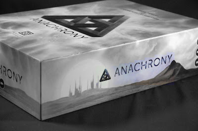 anachrony boardgame box