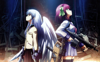 Downlaod Ost Angel Beats!