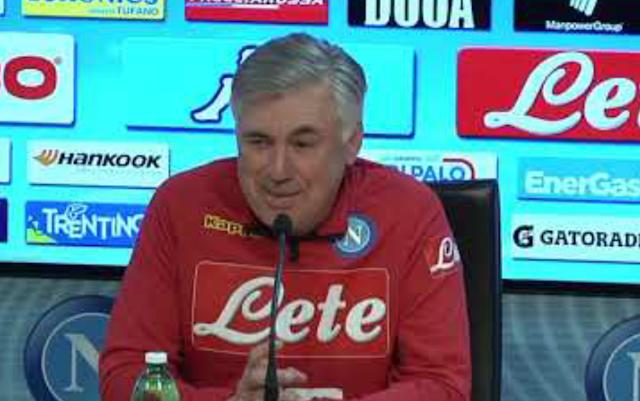 """Ancelotti: """"Proveremo a vincere le coppe. Compatti con un futuro roseo"""""""
