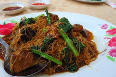 Lao You Ji Seafood Restaurant, pork trotter bee hoon