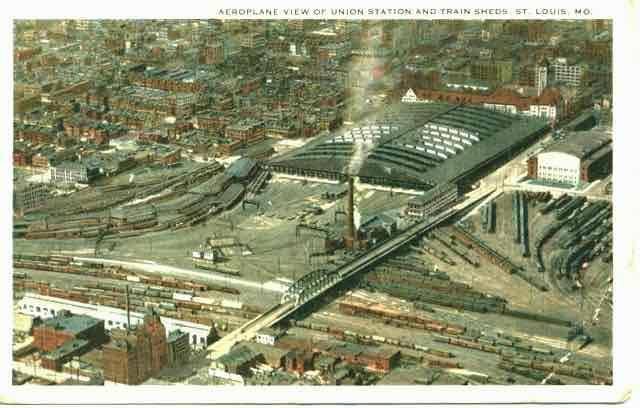 Union Station Hotel St Louis Mi