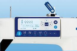 Tài liệu hd sử dụng máy 1 kim điện tử Juki DDL-8000A