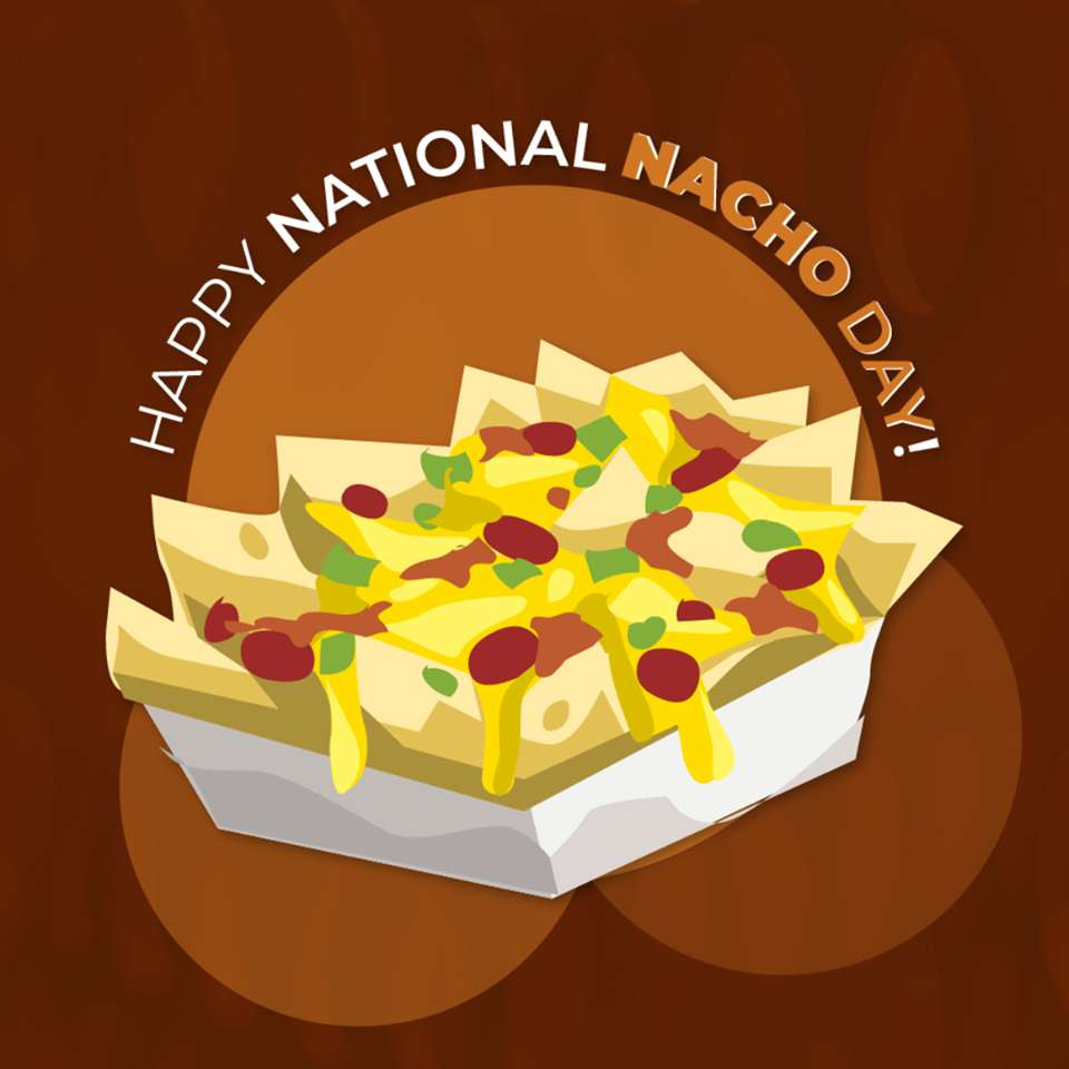 National Nachos Day Wishes Sweet Images