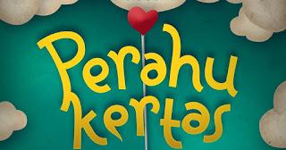 Novel Perahu Kertas - Dee (Dewi Lestari)