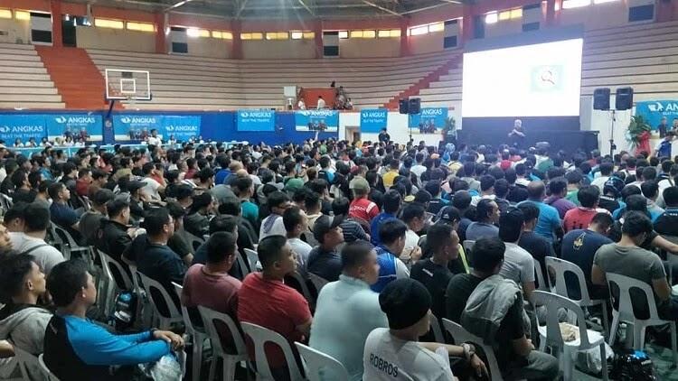 27,000 Angkas Bikers Prepare for DOTr-approved Pilot Run