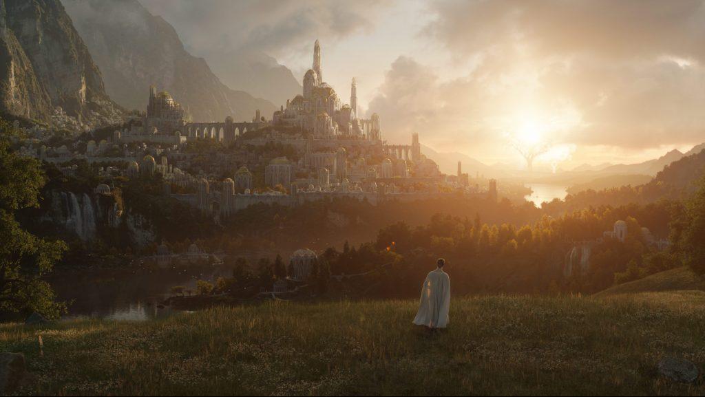 Amazon показал первый кадр сериала «Властелин колец» - премьера в сентябре 2022 года
