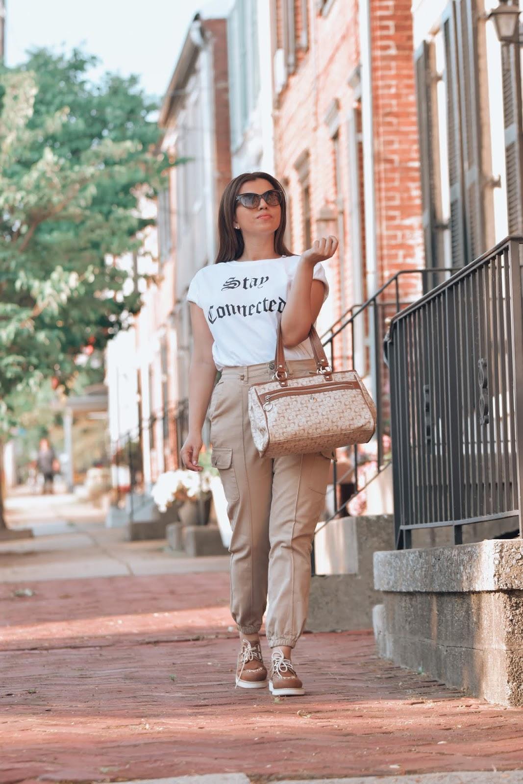 Como Usar Un Outfit Neutro En Verano -mariestilo-como combinar neutros-como crear outfits desde cero-streetstyle-