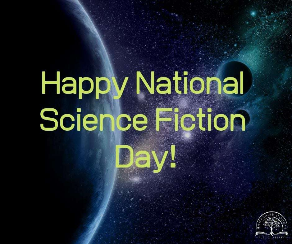 National Science Fiction Day Wishes pics free download