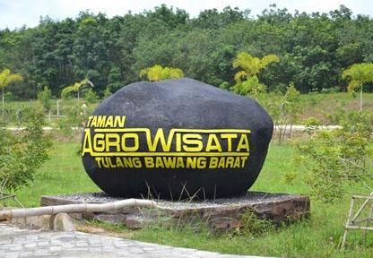 Taman Agrowisata Pulung Kencana Tulang Bawang Barat Lampung Masgie