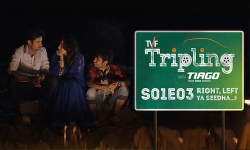 TVF Tripling S01E03 Right Left ya Seedha