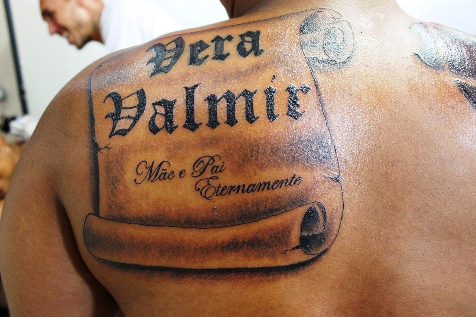 Tatuagem Com Frases Religiosas
