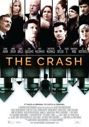 Poster of The Crash 2017 Full Movie HDRip 720p 800Mb