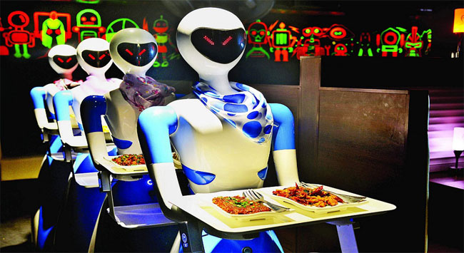 Robo Kitchen in Hyderabad
