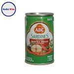 ABC Sardine Ekstra Pedas 155 Gram