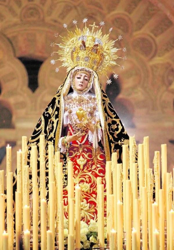 Este domingo Magna en Córdoba como acto jubilar de las cofradías por el 90 aniversario del monumento de las Ermitas