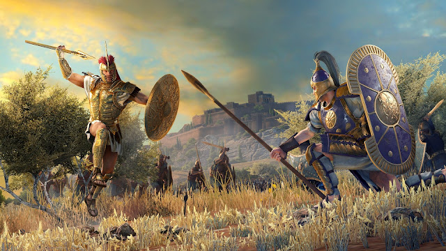 A Total War Saga TROY PC ISO