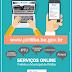 Prefeitura de Piritiba divulga serviços online no site