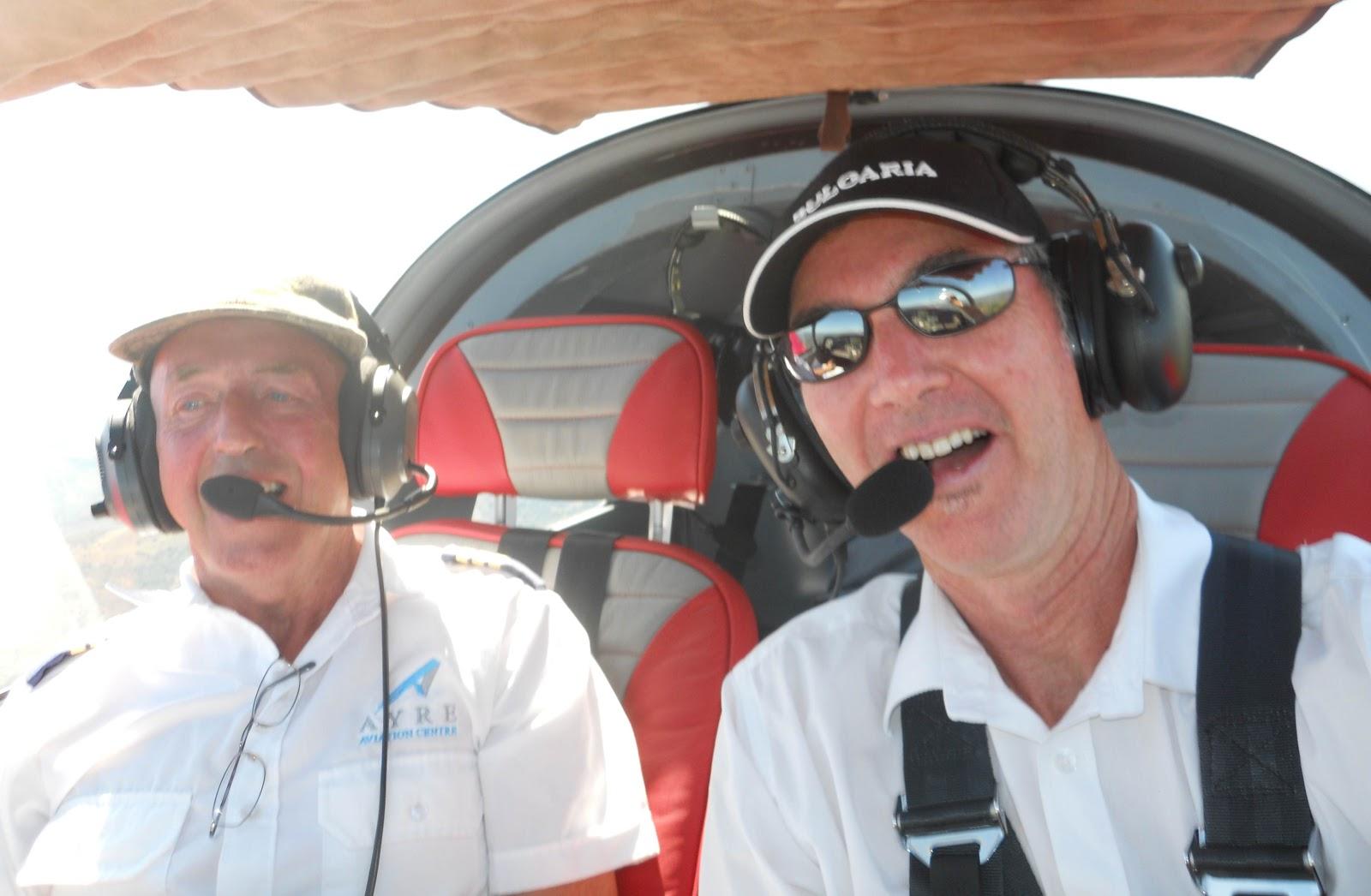 do eagles dare?: PPL Flight Test passed!!!