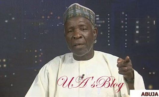 2023: Buba Galadima reveals region to produce Buhari's successor