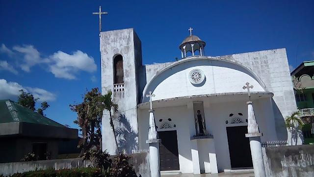 St Martin De Porres Chapel irosin
