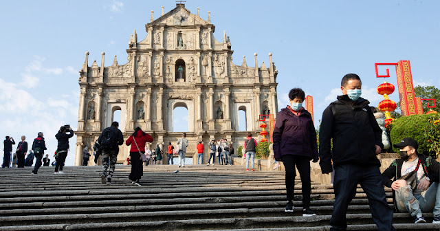 Macau anuncia mais dois casos importados de Portugal