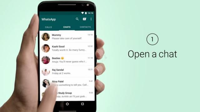 Akhirnya Whatsapp meluncurkan Fitur Video Call Untuk Semua Pengguna