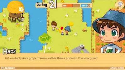 The Farm Sassy Princess