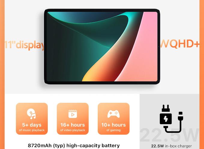 Comprar Xiaomi Pad 5 no lançamento em promoção!