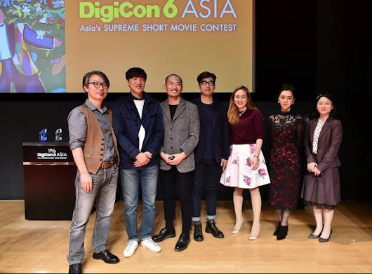 Director Ahn invited at Digicon6 ASIA